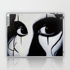 THE CROW CLOSE-UP Laptop & iPad Skin