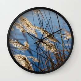Camargue nature Wall Clock
