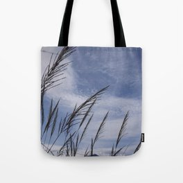 Swaying In The Wind Tote Bag