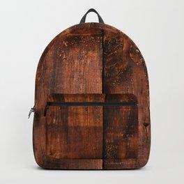 Natural Wood Boards Backpack