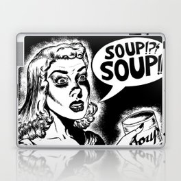 Soup!?! Soup!!! Laptop & iPad Skin