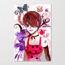 Bloom I Canvas Print