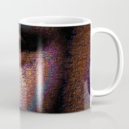 Mona Lisa Eyes 2 Coffee Mug