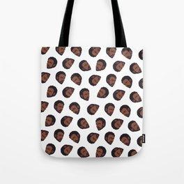 GAMBINO | white Tote Bag