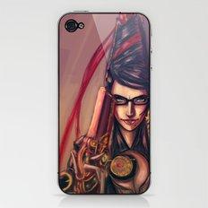 Bayonetta iPhone & iPod Skin