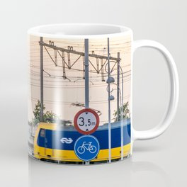 Sunrise Commute Coffee Mug