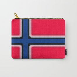 Fancy Flag: Norway Carry-All Pouch