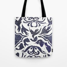 Where the Wind and Waters Meet Tote Bag