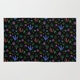 Night Jungle Rug