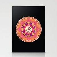 ohm Stationery Cards featuring Ohm by TypicalArtGuy
