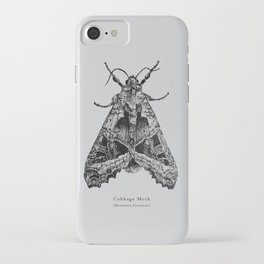 Cabbage Moth [Mamestra brassicae] iPhone Case