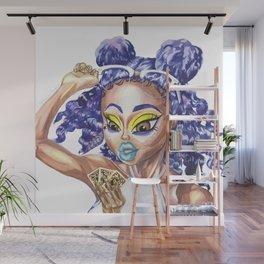 Chibi Raish Phoenix Wall Mural