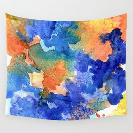 Watercolor 1 Wall Tapestry