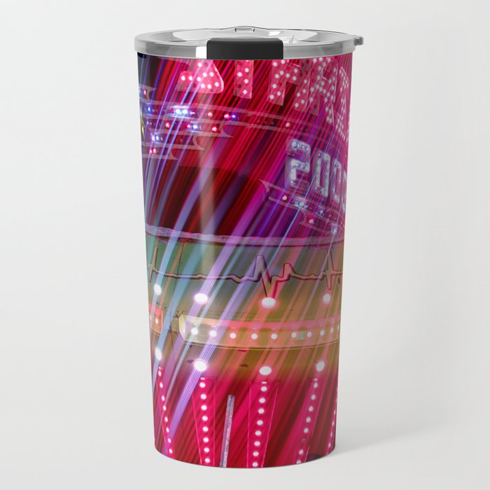 All Aboard the Starship carnival ride Travel Mug
