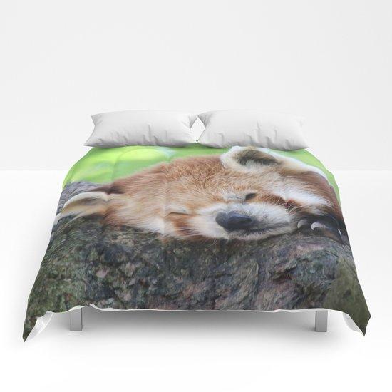 Red_Panda_2015_0705 Comforters