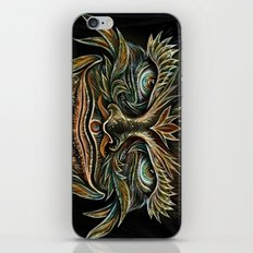 Forest Elemental Color iPhone Skin