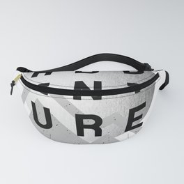 Adventure Silver Sunrise Fanny Pack