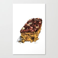 Fruitcake Canvas Print