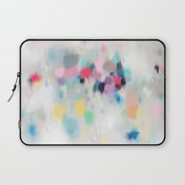 Dreamy Abstract Laptop Sleeve