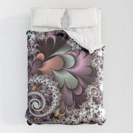 Sufi Whirl Fractal Comforters