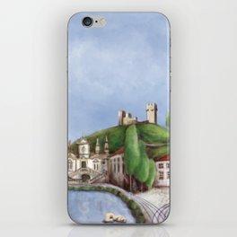 Vila Real landscape iPhone Skin