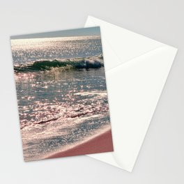 Sparkle Morning Sea Stationery Cards