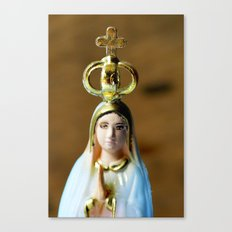 Holy Mary Canvas Print