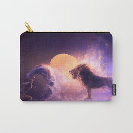 LEO from the Dancing Zodiac Carry-All Pouch