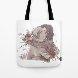 Autumn Lovers Tote Bag