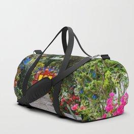 Frida Kahlo's Garden Duffle Bag