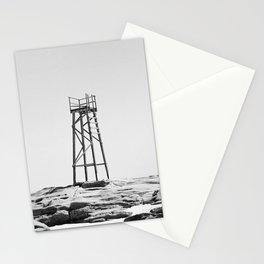 Redhead Beach Shark Tower Stationery Cards
