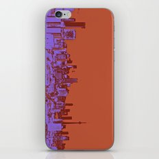 TORONTO CITY II iPhone & iPod Skin