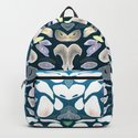Under The Sea Summer Swimming Lessons, Dark Blue by anoellejay