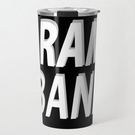 Ram Band. Travel Mug