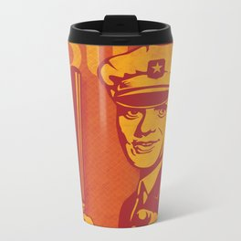 I Want You Metal Travel Mug