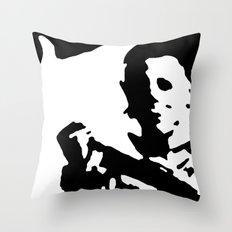 The Shape Throw Pillow