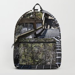Tahquamenon Stairs Backpack