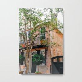Charleston Architecture X Metal Print