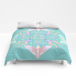Life N' Death N' Pastels Comforters