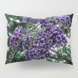 Cascading Flowers Pillow Sham