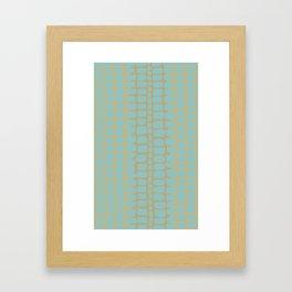 Arctic Grayling Framed Art Print