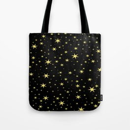 Hufflepuff Chapter Stars Tote Bag