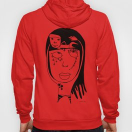 The Heart Sutra #2 Hoody