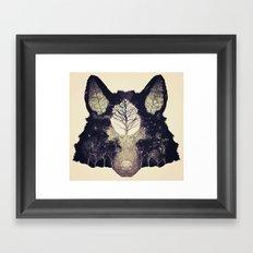 Forest Whisper (alt.) Framed Art Print