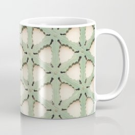 Jade Lattice Coffee Mug