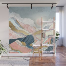 Spring Morning Wall Mural