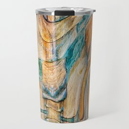 Southwest Desert Abstract Travel Mug
