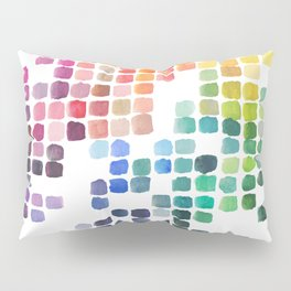 Favorite Colors Pillow Sham