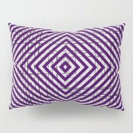 The System - Purple Pillow Sham