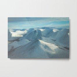 Arctic Circle Metal Print